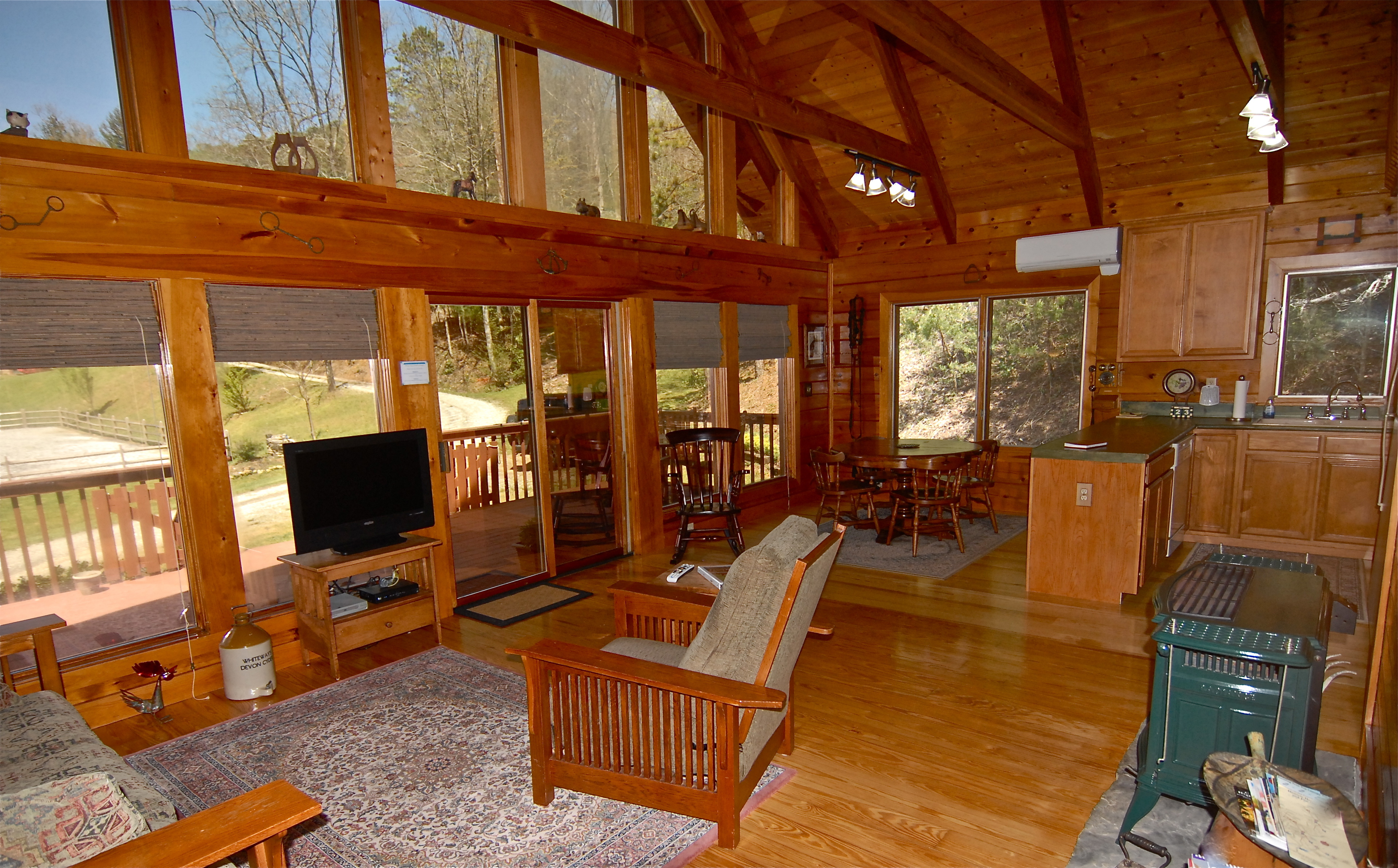 cabin brevard asheville rentals in friendly for large pet cabins cashiers nc groups